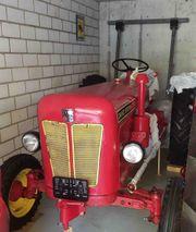 Suche Garage für Oldtimer im