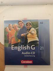 Englisch G 21 A2 Audio-CD