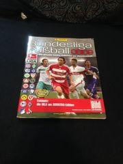 Sammelalbum Bundesliga Fußball 08 09