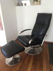 Relax Sessel mit Hocker