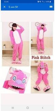 Neuer und unbenutzter Pinker Stitch