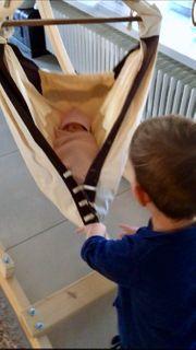 Amazonas Babyhängematte Kangoo plus Carello
