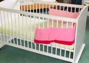 Kinderbett Paidi-Bett fast wie neu