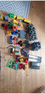 Lego Dublo Eisenbahnset
