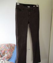 braune Jeans extralang