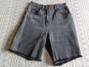 Vintage - Jeans Jeans-Bermuda Gr 38