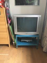 Fernseher mit Receiver zu verkaufen