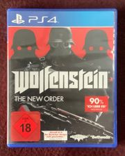 Wolfenstein New Order PS4