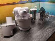 Küchenmaschine Silvercrest SKM 550