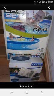 easy pool set mit filteranlage