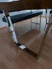 Tischgestell Beine Metall Valdera wie