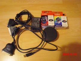 Tintenstrahldrucker - Canon Portable Drucker BJC 80