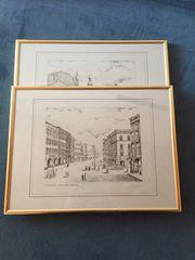 Bilder Rosenheim Innstrasse signiert im
