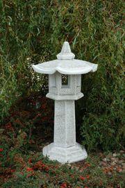 Garten Figur aus Beton Pagode