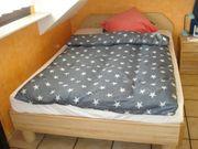 Jugendbett mit Schrank