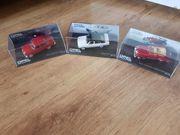 Modellautos von Opel zu erkaufen