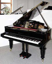 Flügel Klavier Seiler 172 schwarz