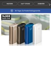 Glo 15 Euro Rabatt
