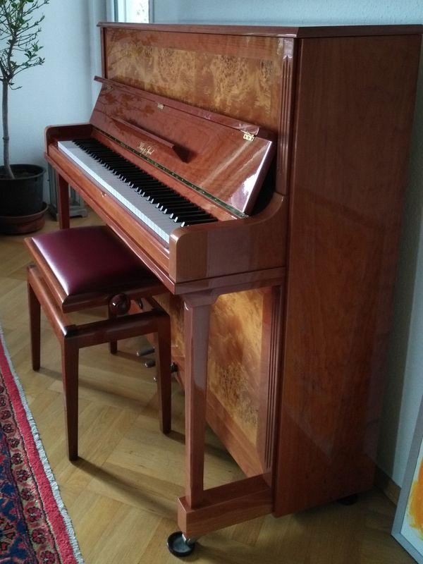 Klavier von Klug Sperl Sonderedition