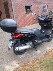 Yamaha xmax 125 i