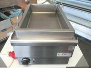 EKU Bratplatte Schaschlikbräter Bratstation Grill