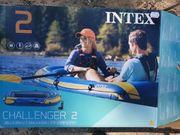 Schlauchboot Intex Challenger 2