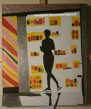Bild Gemaelde Kunst Kunstwerk Painting
