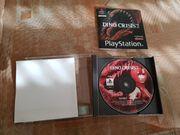 Playstation Spiel Dino Crisis 2
