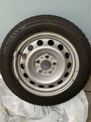 Winterreifen - Bridgestone Blizzak - Kompletträder
