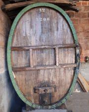 Ovales 5200 Liter Eiche Holzfass