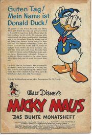 Micky Maus 1951 Nr 1