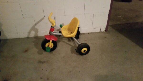 Dreirad für Kleine kinder