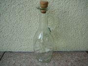 Verkaufe Glasartikel Glasbehälter zur Aufbewahrung