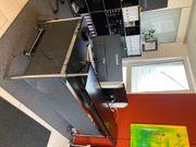 USM Haller Schreibtisch 200 100