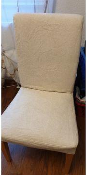 4 Überzüge für Stühle Henriksdal