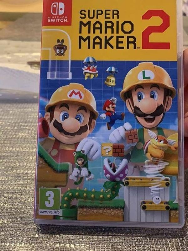 Super Mario Maker 2 für