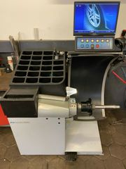 Auswuchtmaschine Wuchtmaschine Hofmann Geodyna 6300-2