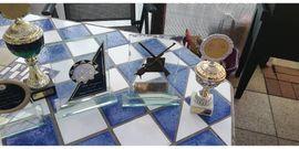 Bild 4 - Schützen Pokale und Schützen Orden - Bernburg