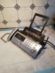 Panasonic Telefon - Fax