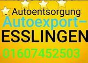 Express Kostenlose Autoverwertung mit Abholung