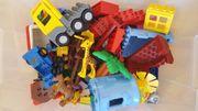 Lego Duplo Steine Tiere Fahrzeuge