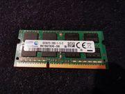 Samsung 4GB RAM Laptop Arbeitsspeicher