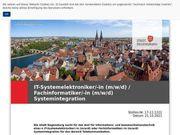 IT-Systemelektroniker -in m w d