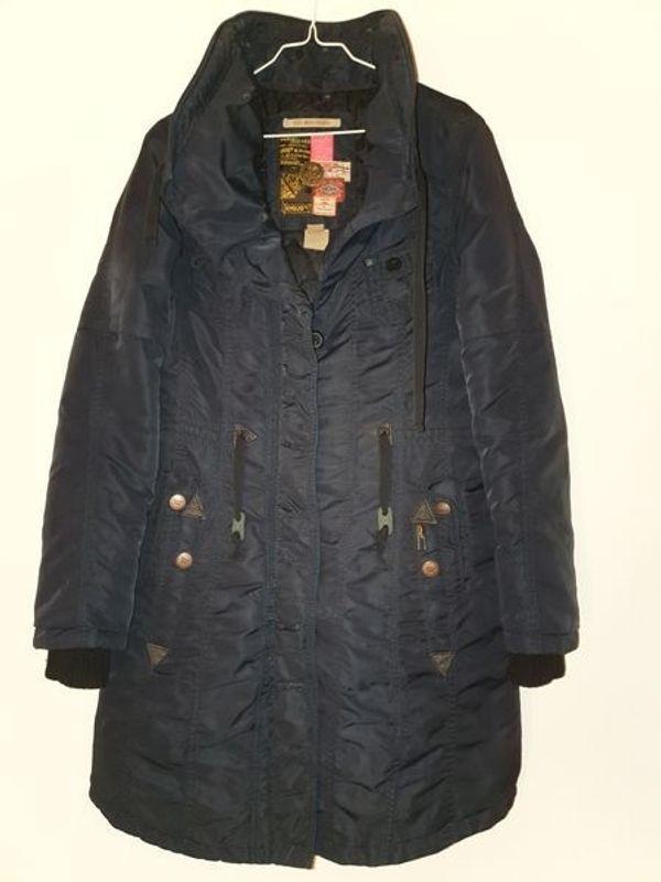Neuwertig KUHJO Damen Mantel Gr