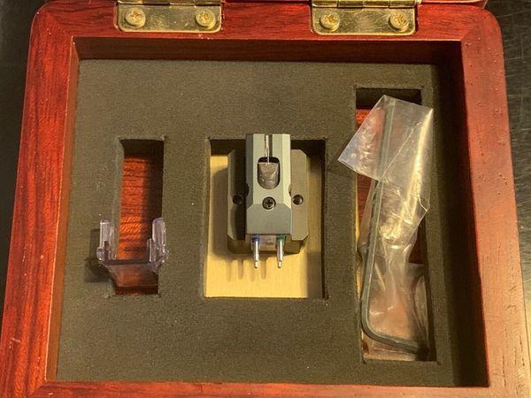 AIR TIGHT PC-1 MC Tonabnehmer