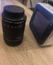 BLACKMagic Kinokamera 2 5k Canon