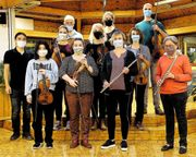 Neues Orchester sucht Musiker Violine