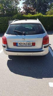 Peugeot kombi zu verkaufen