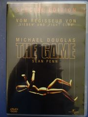 The Game Special Edition DVD
