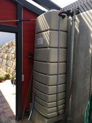 Regenwasserbehälter Slim